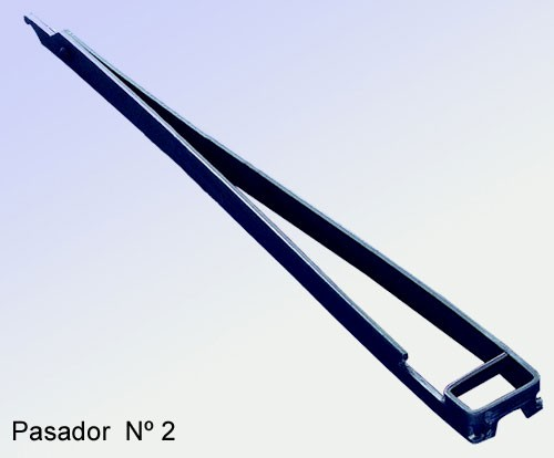 PASADOR Nº 2 (CORBATA)