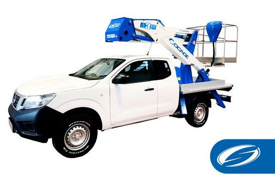 VEHICULO CESTA SOCAGE 314A PICK UP